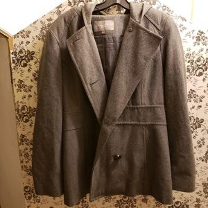 Winter dress coat